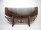 China Vintage Art Wood Comb