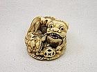 Japan Antique Netsuke