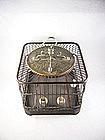 China Antique Zitan Bird Cage