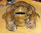 China Big Frog Ceramic