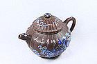 Yixing Teapot Old chrysanthemum Cup of Light Enamel