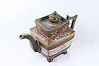 "yixing teapot Spoof ""Disaster"""