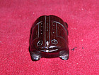 China Qing Zitan Toggle Frog