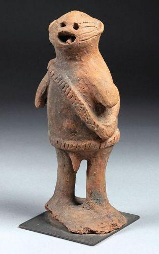 a dakakari funeral pottery,ex christies