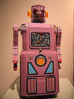 Lavender robot (non stop robot)modern toys japan