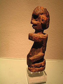 a dogon miniature figure