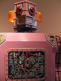 non stop robot,masudaya
