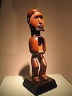 a superb bateke figure,congo