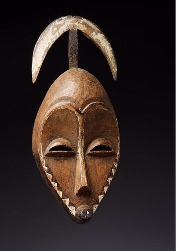 a superb pende mask ex john dintenfass