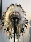 a sioux headdress ,