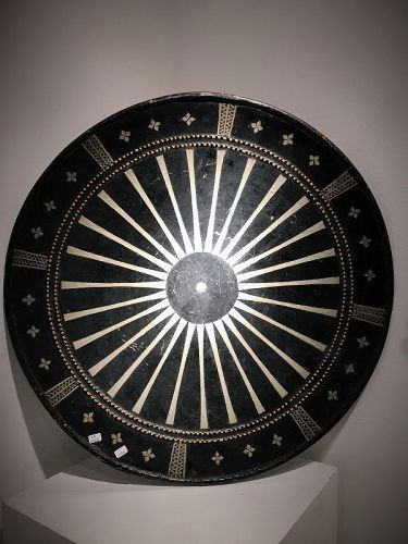 """""""Katu"""" laos vietnam ceremonial shield"""
