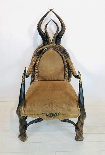 an armchair michel haillard style