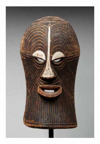 a songye mask 1930