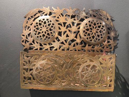 a synagogie message box Marocco