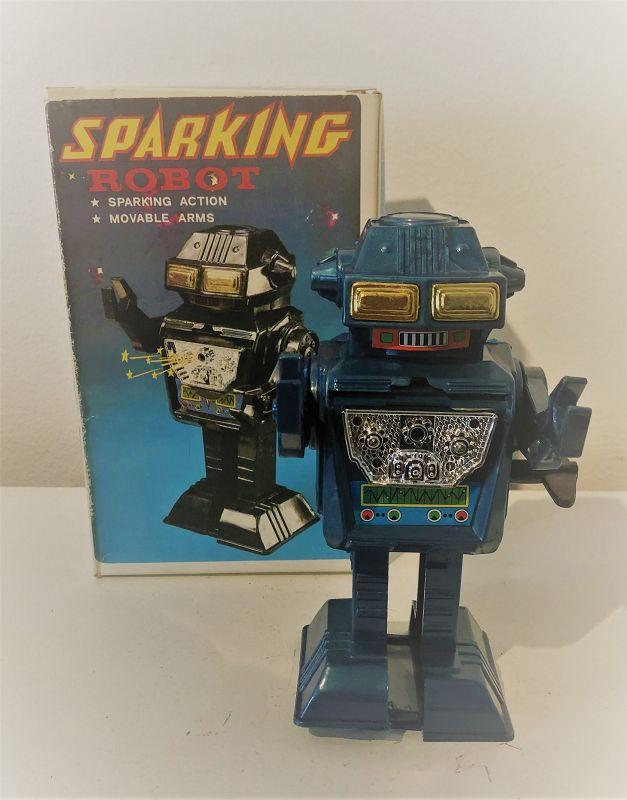 sparking robot hong kong