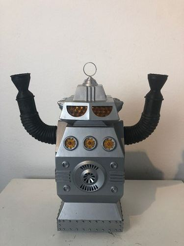 illco radio control robot