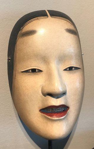 zo -onna mask Edo japan
