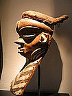 a pende mask from the mbuya masquerade,congo
