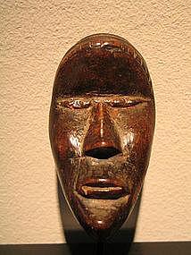 Dan passeport mask ,ivory coast