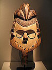 an old suku mask