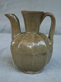 Chinese Celadon Ewer Ming Dynasty