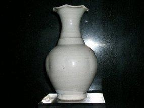CHINESE QINGBAI  VASE, 10TH-12TH CENTURY