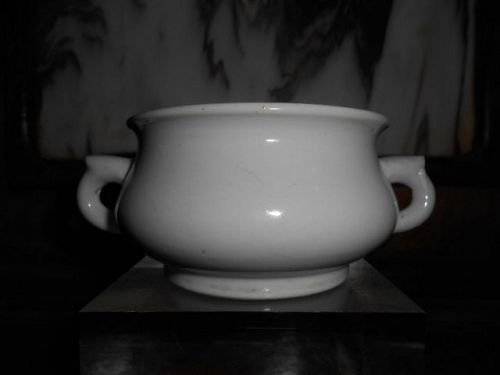 CHINESE DEHUA CENSER