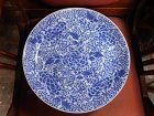 QING BLUE & WHITE PLATE