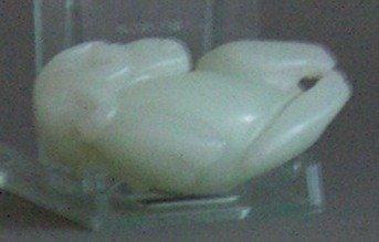 Chinese jade kylin