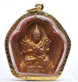 A Sino-Tibetan Clay Tsa Tsa of Tsong Khapa
