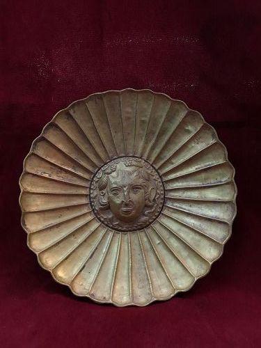 roman gold bowl