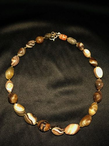 about ancient agate beads