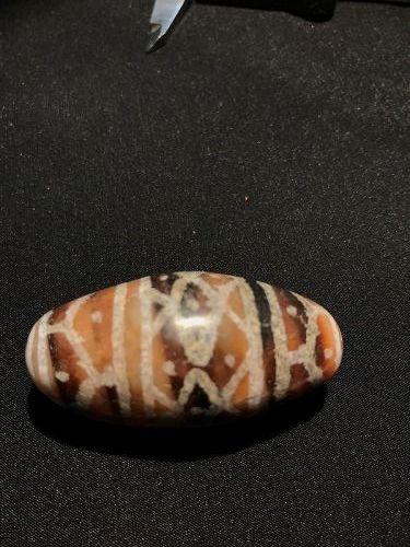 Rare Ancient Phum dZi