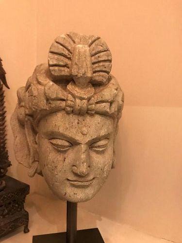 Gandhara  heads