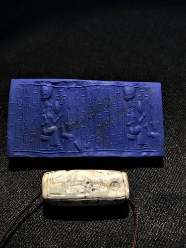 Agate Cylinder Seal