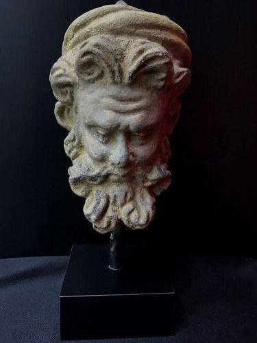 Greek Gandhara Head