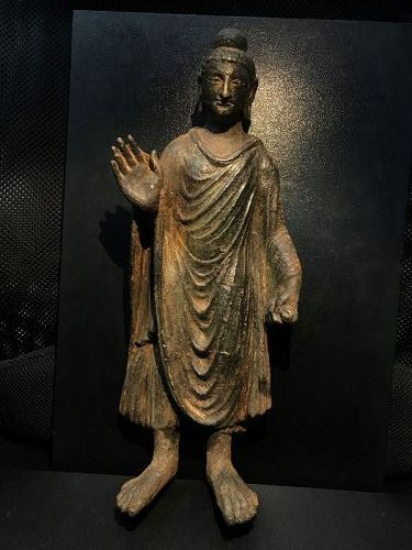 Ghandhara bronze
