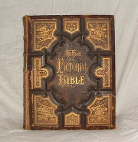 Pictorial Bible & Bible Dictionary 1875