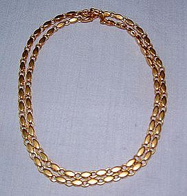 18K Yellow Gold Bulgari Chain