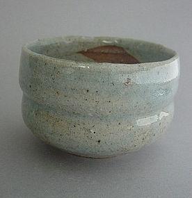 Woodfired Tea Bowl, Matcha Chawan; by George Gledhill