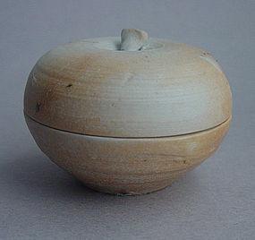 Kogo, Incense Container, Apple Shape, George Gledhill