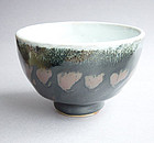 Tea Bowl, Matcha Chawan; Lee Love, Mashiko - Minnesota