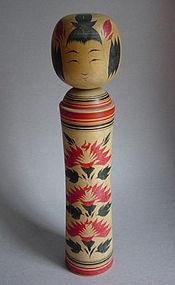 Kokeshi, Naruko-kei, Miyagi Pref., by Itou Shouichi