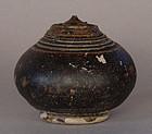 Khmer Lime Pot, Angkorian, ca. 12th-16th Century