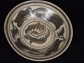 Dish, Khalong Kilns, Northern Thailand, ca.14th-16th C.