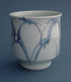 Yunomi, Tea Cup, Kathy Lusher; Seattle,WA