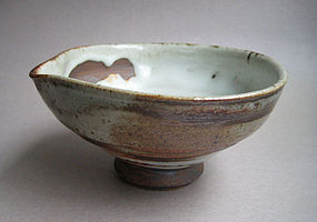 Katakuchi, Spouted Bowl, by Sachiko Furuya
