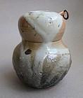 Hanging Vase, Kakehanaire, by George Gledhill