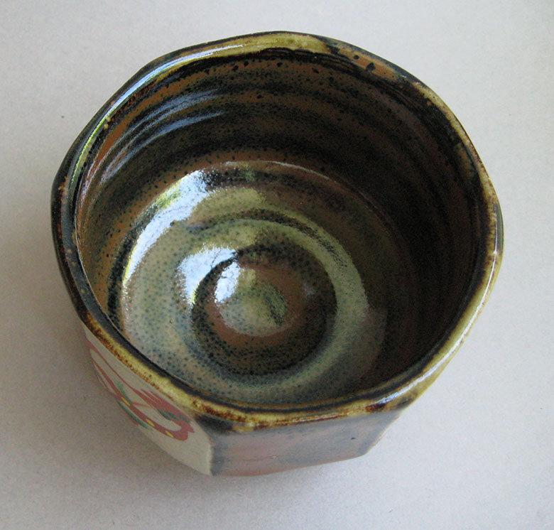 Matcha Chawan, Tea Bowl, Mashiko-yaki, Tagami Isamu