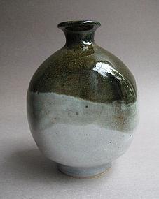 Sake Bottle or Vase; John Miller; Portland, OR